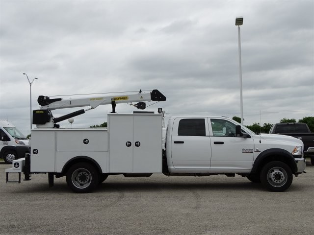2018 Ram 5500 Crew Cab DRW 4x4, Palfinger Crane Body #D15793 - photo 9