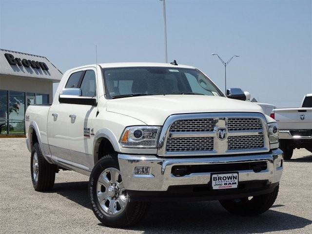 2018 Ram 2500 Mega Cab 4x4,  Pickup #D15808 - photo 17