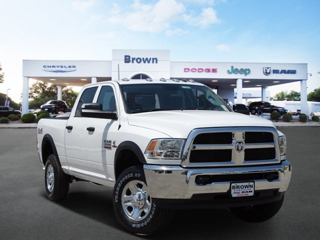 2018 Ram 2500 Crew Cab 4x4, Pickup #D15809 - photo 1