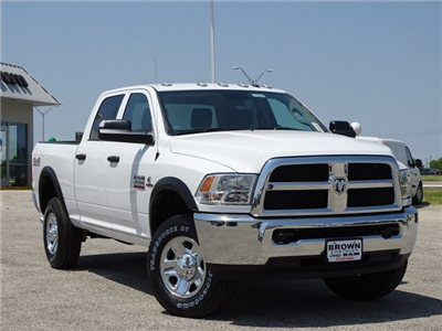 2018 Ram 2500 Crew Cab 4x4, Pickup #D15809 - photo 3