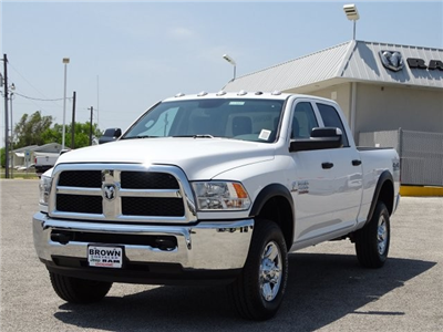 2018 Ram 2500 Crew Cab 4x4, Pickup #D15809 - photo 5