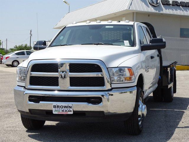 2017 Ram 3500 Crew Cab DRW 4x4,  Knapheide Platform Body #D15828 - photo 4