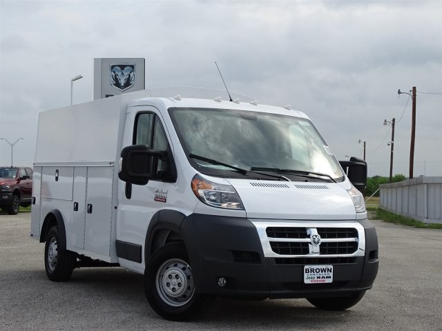 2018 ProMaster 3500 Standard Roof, Service Utility Van #D15842 - photo 3