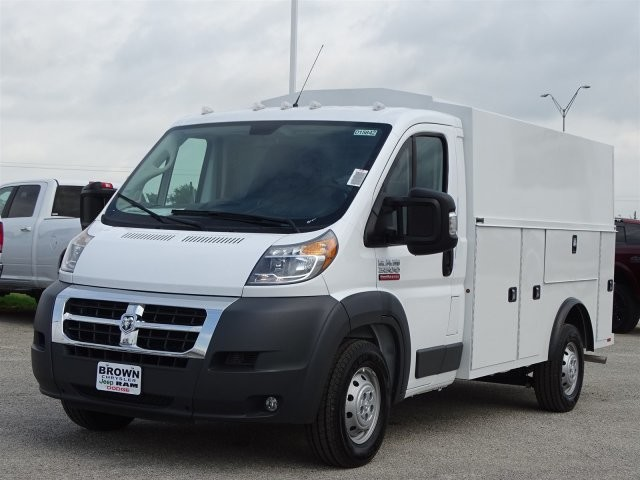 2018 ProMaster 3500 Standard Roof, Service Utility Van #D15842 - photo 5
