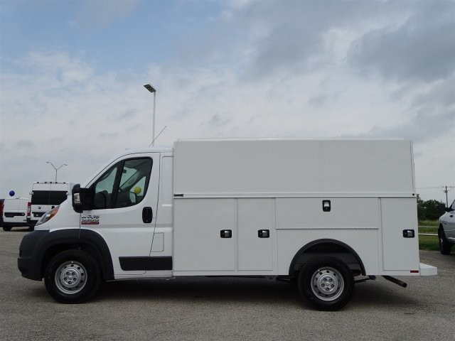 2018 ProMaster 3500 Standard Roof, Service Utility Van #D15842 - photo 6