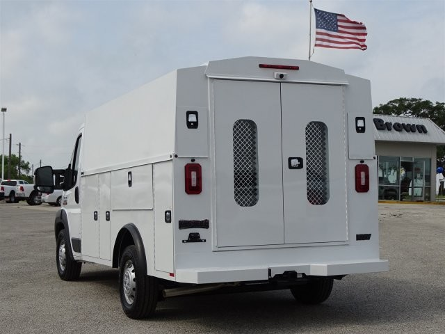 2018 ProMaster 3500 Standard Roof, Service Utility Van #D15842 - photo 7