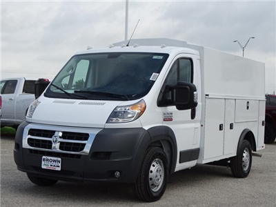 2018 ProMaster 3500 Standard Roof 4x2,  Service Utility Van #D15842 - photo 5