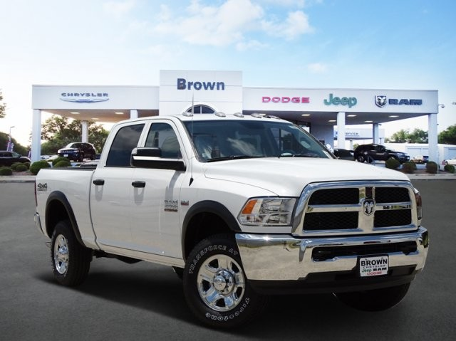 2018 Ram 2500 Crew Cab 4x4, Pickup #D15845 - photo 1