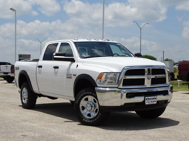 2018 Ram 2500 Crew Cab 4x4, Pickup #D15845 - photo 3