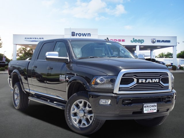 2018 Ram 2500 Mega Cab 4x4,  Pickup #D15955 - photo 1