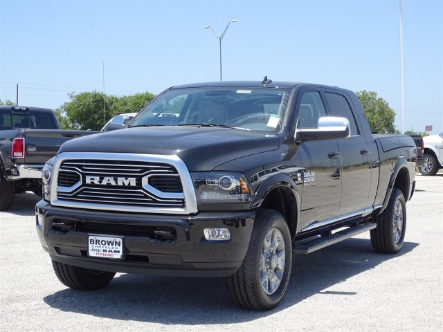 2018 Ram 2500 Mega Cab 4x4,  Pickup #D15955 - photo 4