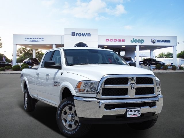 2018 Ram 2500 Crew Cab 4x4,  Pickup #D15962 - photo 1