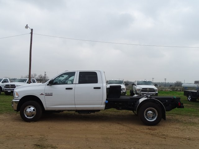 2018 Ram 3500 Crew Cab DRW 4x4,  Hauler Body #D15980 - photo 7