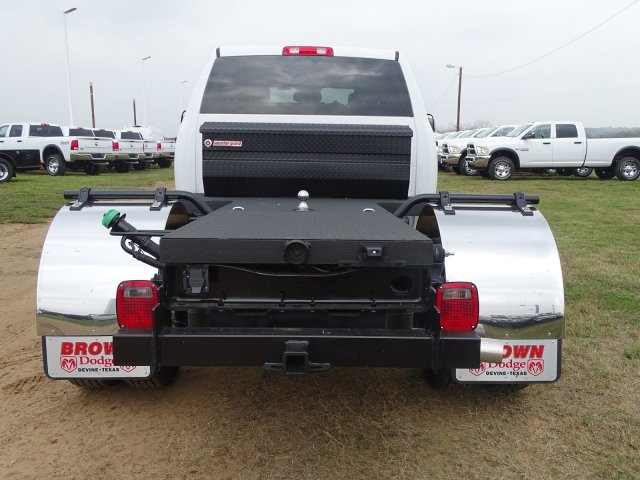 2018 Ram 3500 Crew Cab DRW 4x4,  Hauler Body #D15980 - photo 3