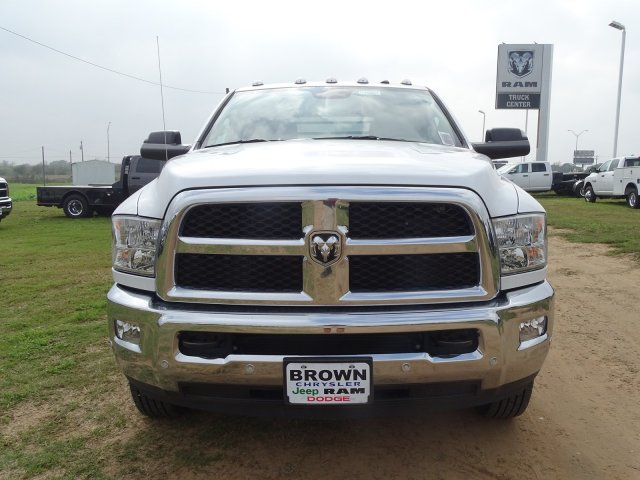 2018 Ram 3500 Crew Cab DRW 4x4,  Norstar Platform Body #D15987 - photo 4