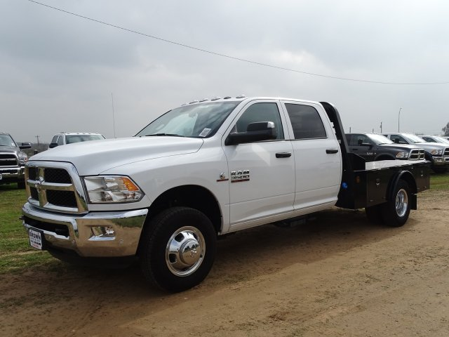 2018 Ram 3500 Crew Cab DRW 4x4,  Norstar Platform Body #D15987 - photo 5