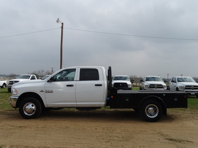 2018 Ram 3500 Crew Cab DRW 4x4,  Norstar Platform Body #D15987 - photo 6