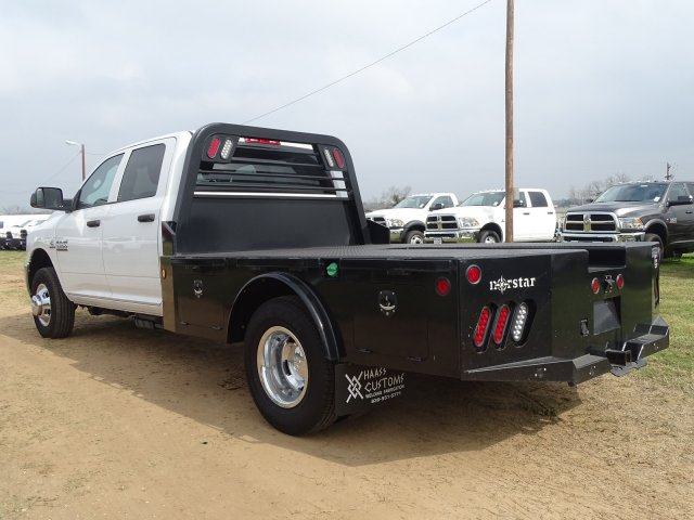 2018 Ram 3500 Crew Cab DRW 4x4,  Norstar Platform Body #D15987 - photo 7
