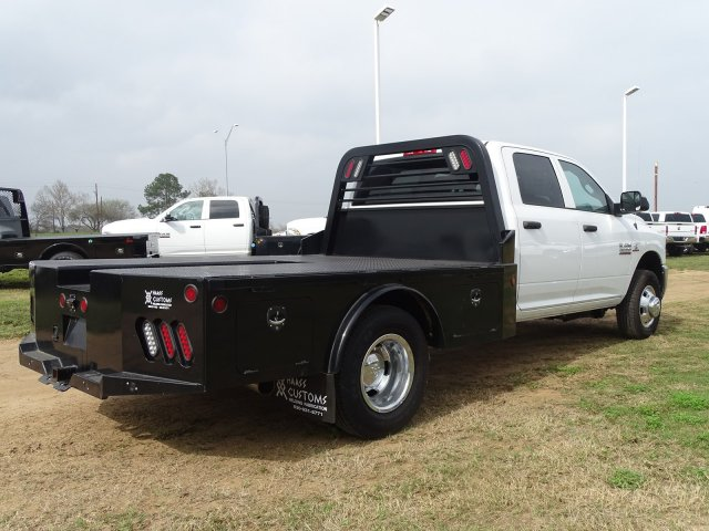 2018 Ram 3500 Crew Cab DRW 4x4,  Norstar Platform Body #D15987 - photo 1