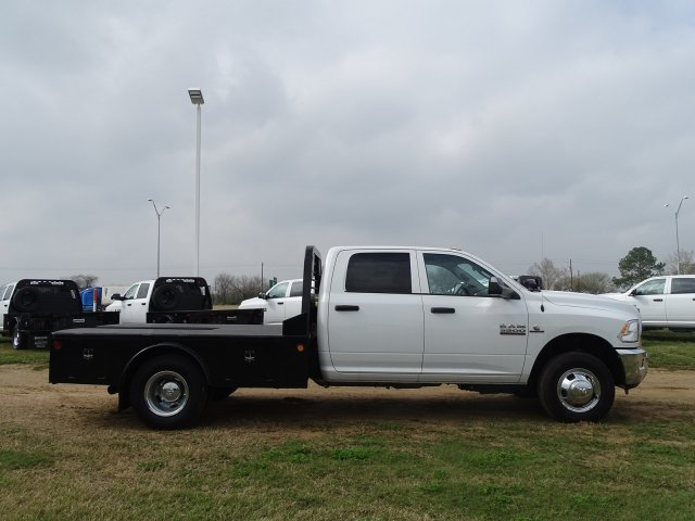 2018 Ram 3500 Crew Cab DRW 4x4,  Norstar Platform Body #D15987 - photo 9