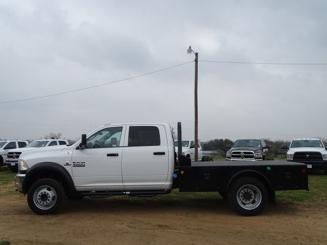2018 Ram 4500 Crew Cab DRW 4x4,  Norstar Platform Body #D16011 - photo 6