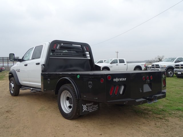 2018 Ram 4500 Crew Cab DRW 4x4,  Norstar Platform Body #D16011 - photo 8