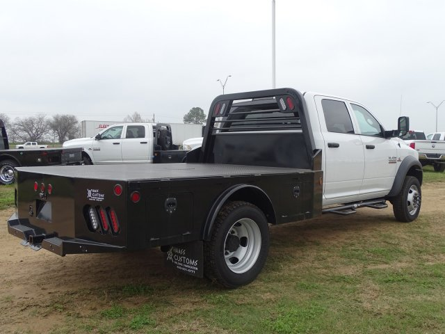 2018 Ram 4500 Crew Cab DRW 4x4,  Norstar Platform Body #D16011 - photo 2