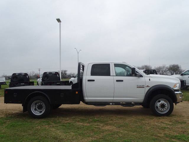 2018 Ram 4500 Crew Cab DRW 4x4,  Norstar Platform Body #D16011 - photo 9