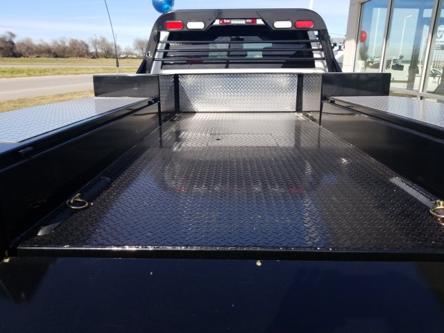 2018 Ram 3500 Crew Cab DRW 4x4,  PJ Truck Beds Hauler Body #D16042 - photo 11