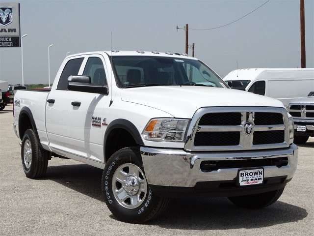 2018 Ram 2500 Crew Cab 4x4,  Pickup #D16045 - photo 5