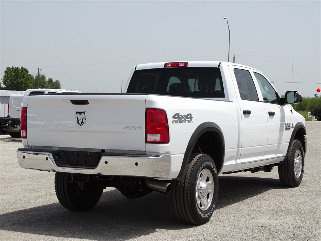 2018 Ram 2500 Crew Cab 4x4,  Pickup #D16045 - photo 2