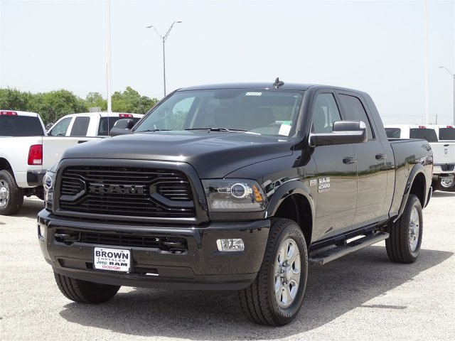 2018 Ram 2500 Mega Cab 4x4,  Pickup #D16051 - photo 4