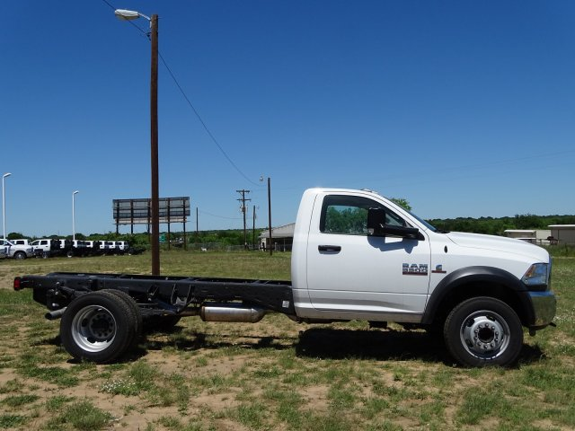 2018 Ram 5500 Regular Cab DRW 4x2,  Palfinger PAL Pro 20 Crane Body #D16052 - photo 9