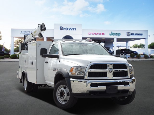 2018 Ram 5500 Regular Cab DRW 4x2,  Palfinger PAL Pro 20 Crane Body #D16052 - photo 1