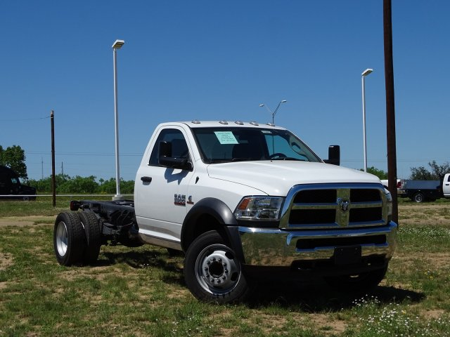 2018 Ram 5500 Regular Cab DRW 4x2,  Crane Body #D16052 - photo 3