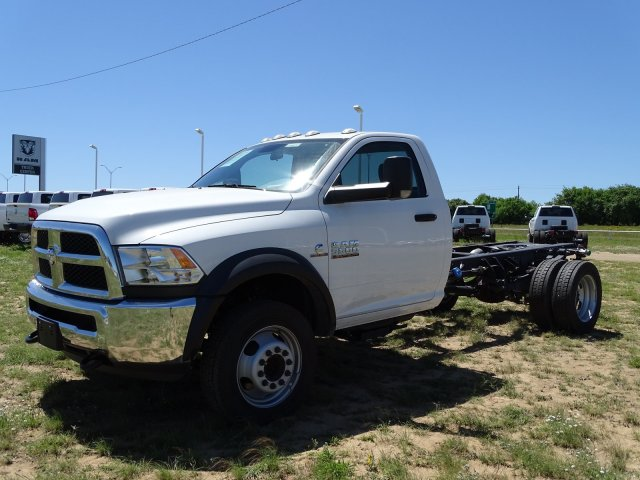 2018 Ram 5500 Regular Cab DRW 4x2,  Palfinger Crane Body #D16052 - photo 6