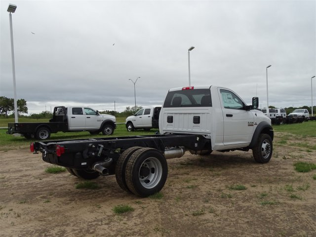 2018 Ram 5500 Regular Cab DRW 4x2,  Cab Chassis #D16053 - photo 2