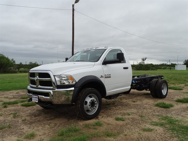 2018 Ram 5500 Regular Cab DRW 4x2,  Cab Chassis #D16053 - photo 5