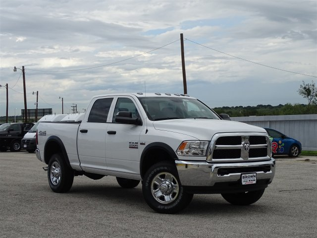 2018 Ram 2500 Crew Cab 4x4,  Pickup #D16062 - photo 5