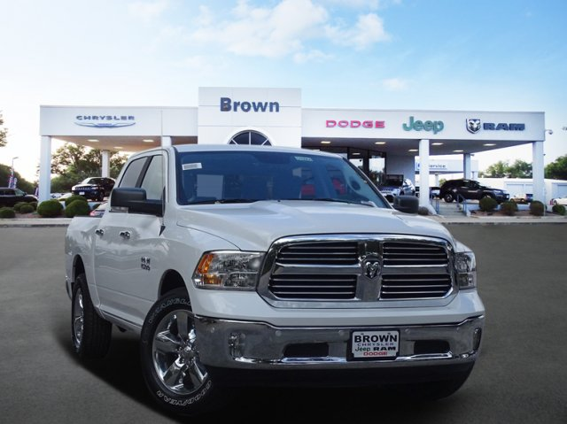 2018 Ram 1500 Crew Cab 4x2,  Pickup #D16064 - photo 1