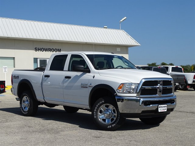 2018 Ram 2500 Crew Cab 4x4,  Pickup #D16086 - photo 6