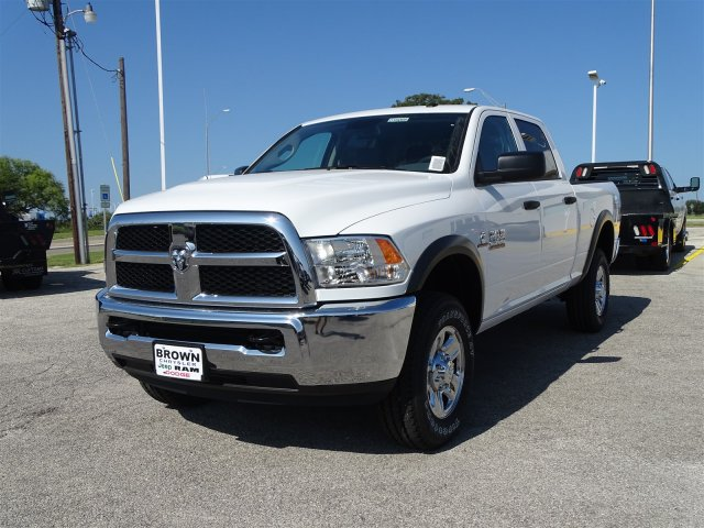 2018 Ram 2500 Crew Cab 4x4,  Pickup #D16086 - photo 3