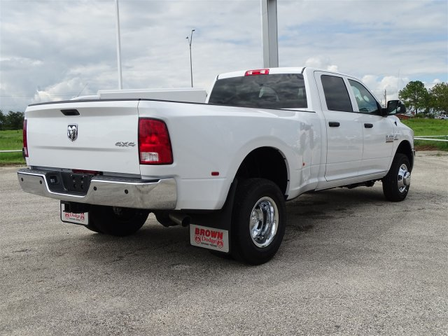 2018 Ram 3500 Crew Cab DRW 4x4,  Pickup #D16132 - photo 8