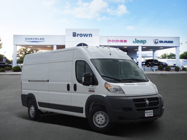 2018 ProMaster 2500 High Roof FWD,  Empty Cargo Van #D16181 - photo 1