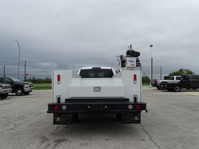2018 Ram 3500 Crew Cab DRW 4x4,  Stahl Crane Body #D16191 - photo 8