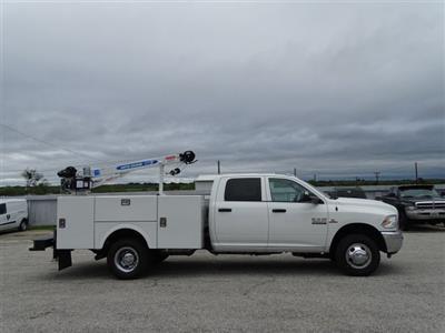 2018 Ram 3500 Crew Cab DRW 4x4,  Stahl Challenger ST Crane Body #D16191 - photo 3