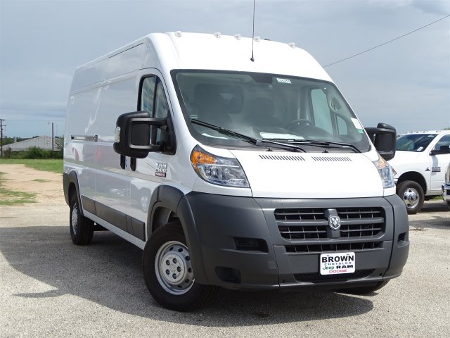 2018 ProMaster 2500 High Roof FWD,  Empty Cargo Van #D16217 - photo 3