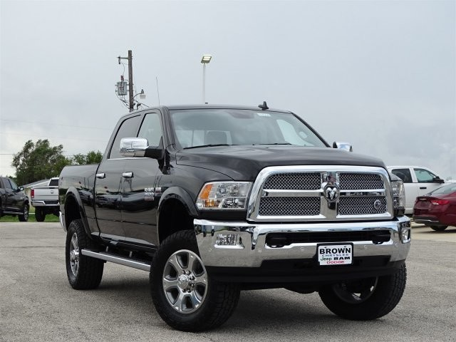 2018 Ram 2500 Crew Cab 4x4,  Pickup #D16226 - photo 4