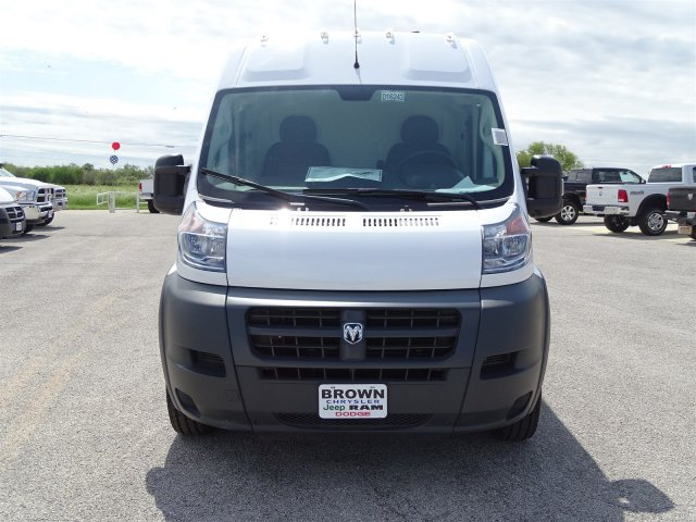 2018 ProMaster 2500 High Roof FWD,  Empty Cargo Van #D16243 - photo 4
