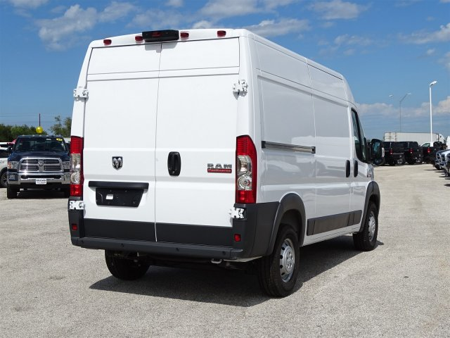 2018 ProMaster 2500 High Roof FWD,  Empty Cargo Van #D16243 - photo 2